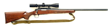 Remington M-40 Sniper Rifle