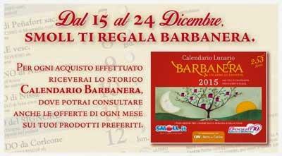 Calendario Barbanera 2015 smoll