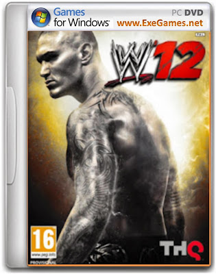 Wwe 12 Download Free PC Game Full Version