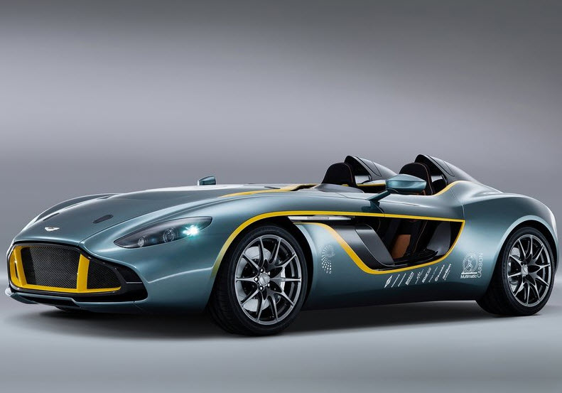 aston martin cc100 speedster concept 2013 car barn sport. Black Bedroom Furniture Sets. Home Design Ideas