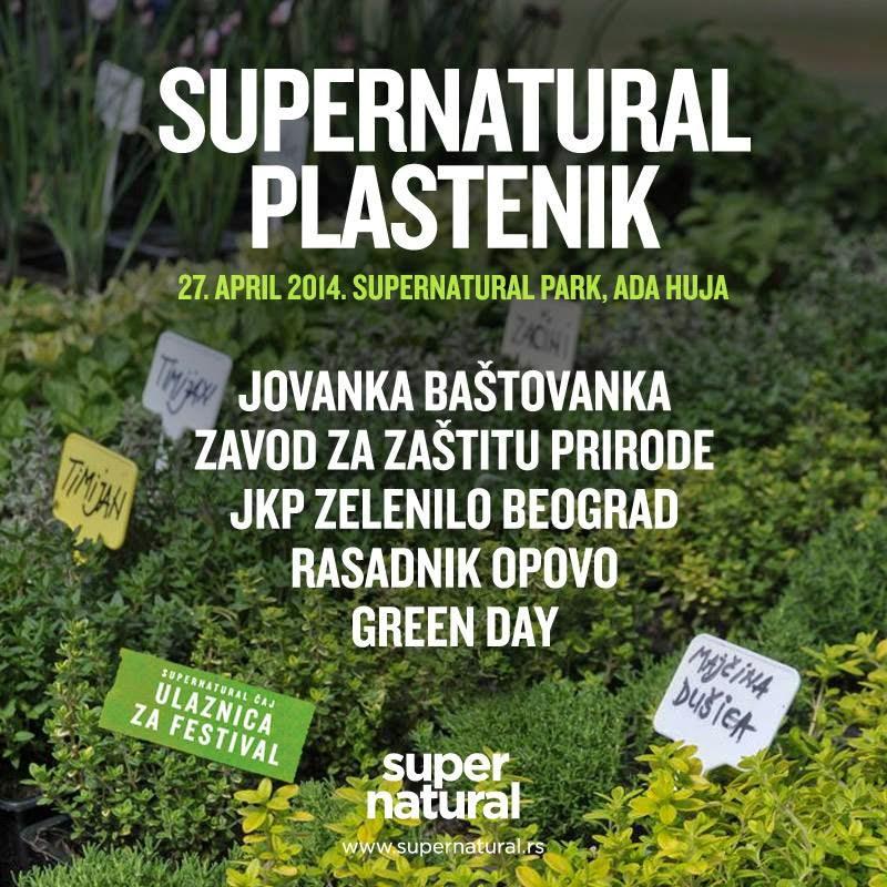 Supernatural plastenik