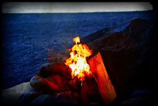 Φωτιά στην ύπαιθρο