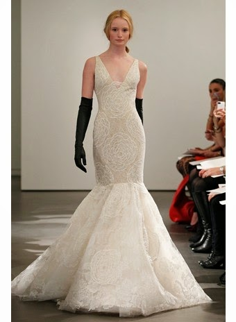 It's wedding time Beautiful wedding dresses 2014