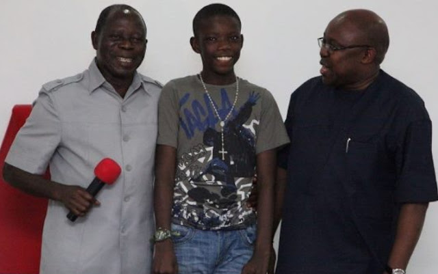 arik air boy scholarship edo governor
