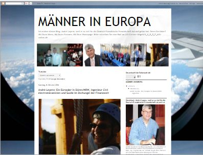 Männer in Europa