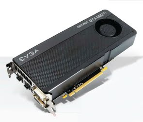 Graphics card, EVGA