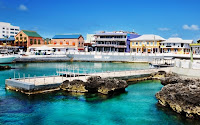 Best Caribbean Honeymoon Destinations - George Town, Grand Cayman Town