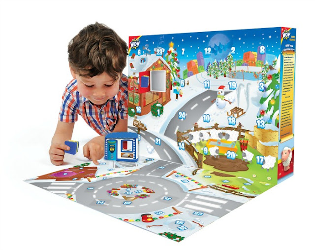 WOW Toys Advent Calendar Review