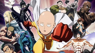 One Punch Man 12v1/12 [HD/VL][Sub Esp][MEGA]