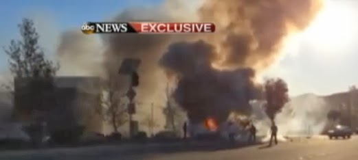 Short Video Released of<br>Paul Walker Crash Fire