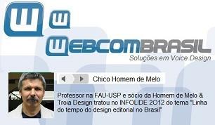 Webcombrasil Chico Homem de Melo