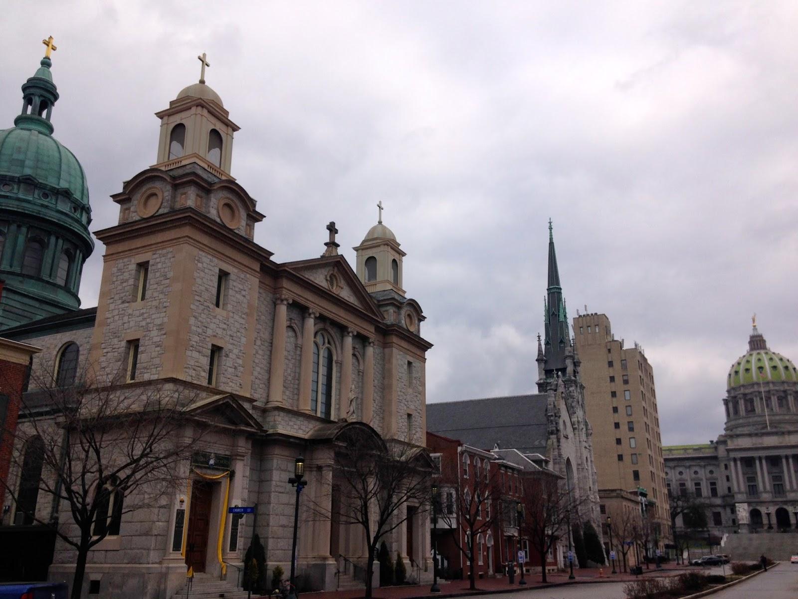 Harrisburg - Pennsylvania´s Hauptstadt   annisope