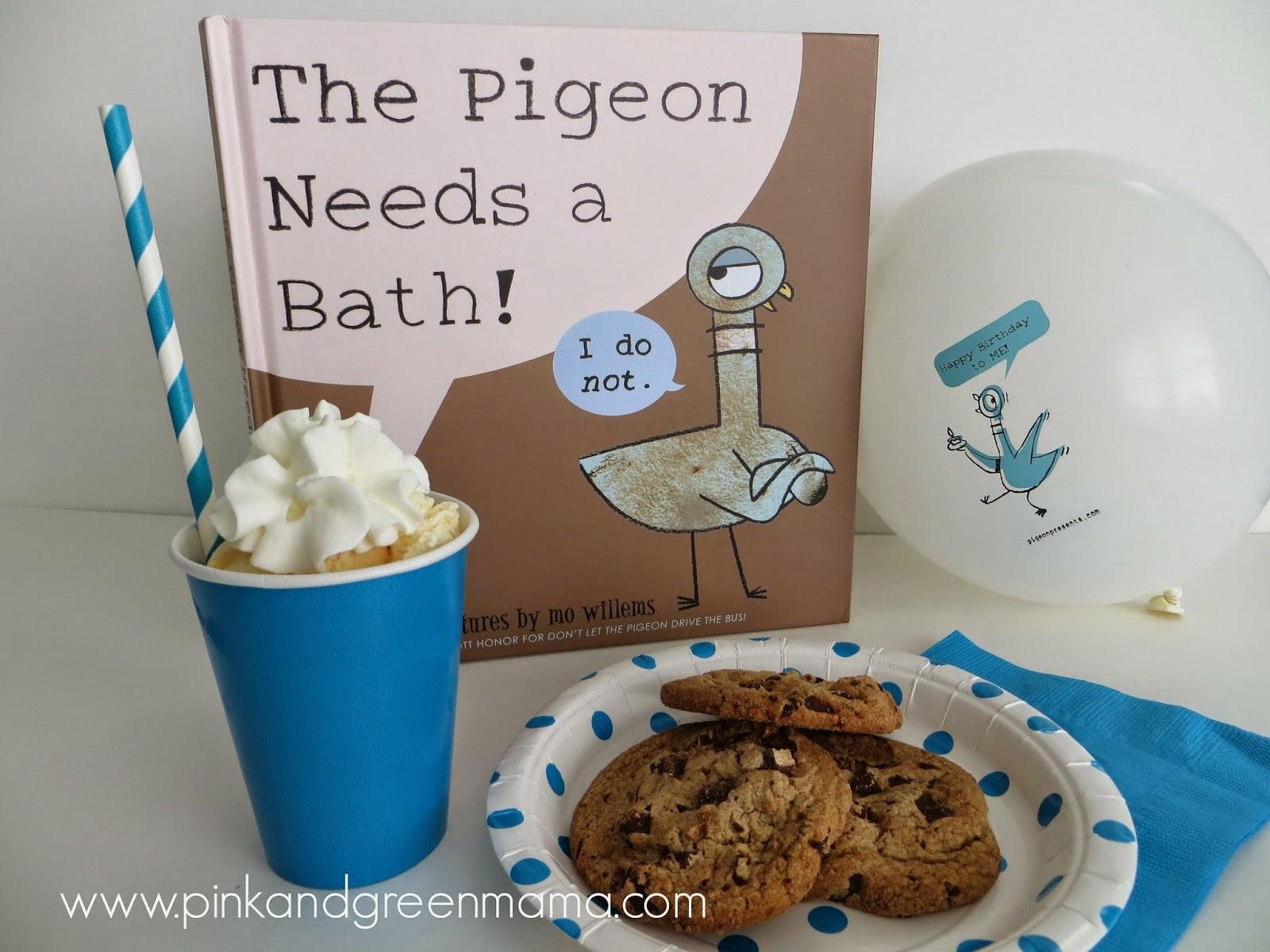 the pigeon needs a bath pdf