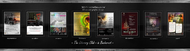a professional poster graphic design portfolio