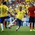 Em jogo complicado, Brasil empata com o México no segundo 0x0 da Copa
