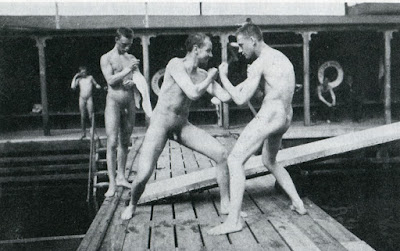 1900s-Bathhouse+Boxers+by+Eugene+Jansson
