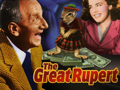 At The Drive In The Great Rupert A Christmas Wish 12 Days Of Christmas On Xanaland