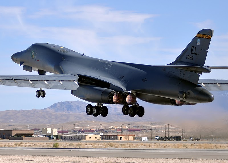 Cool Jet Airlines: Rockwell B-1 Lancer B1 Lancer Supersonic
