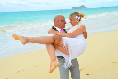 German Wedding in Hawaii