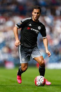 Eden Hazard 2015