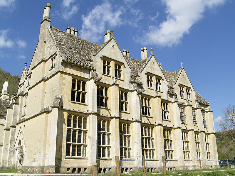 Woodchester Mansion - Unfinished/Abandoned/Haunted Since 1870s