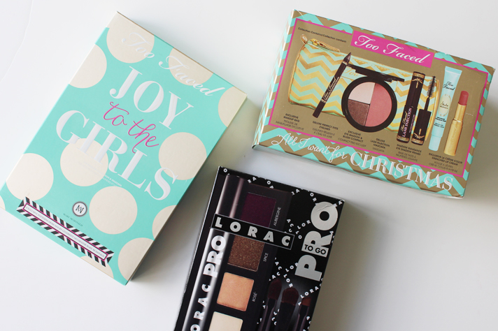 USA HAUL #003 // Nordstrom Rack | Too Faced + LORAC Sets [+ Swatches] - CassandraMyee