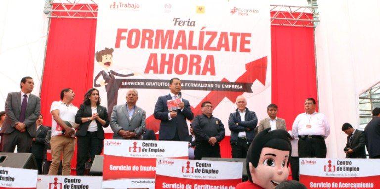 """Feria """"Formalízate Ahora"""" legalizará negocios en Tarapoto Este 16 y 17 de junio en el Mercado N° 2"""