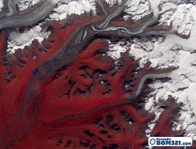Permukaan Bumi Yang Cantik DIlihat Dari Angkasa (2)