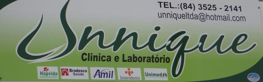 CLINICA E LABORATÓRIO UNNIQUE