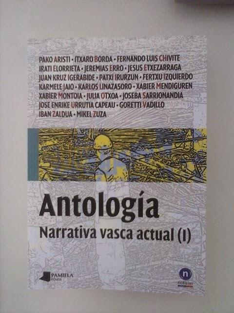 Antología narrativa vasca