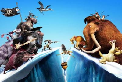 Phim Kỷ Băng Hà 4: Lục Địa Trôi Dạt [Vietsub] 2012 Online