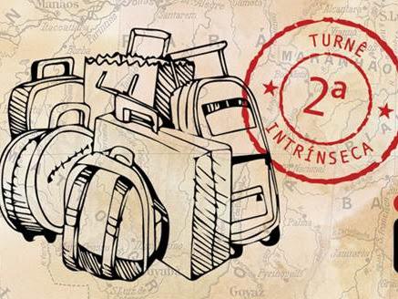 2ª Turnê Intrínseca: 14 cidades em 2013!