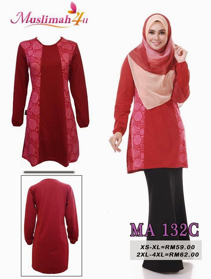 T-shirt-Muslimah4u-MA132C