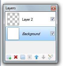 how to add layers in paint.net