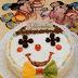 Receta de torta cara de payaso