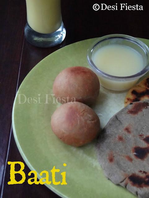 Dal Baati churma