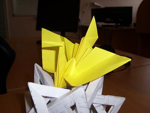 Origami Tsuru (variation)