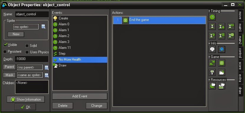 Tutoriales gamemaker