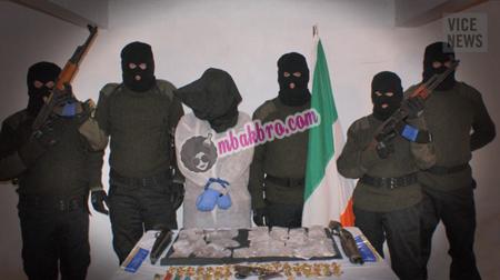 pengedar narkoba bandel