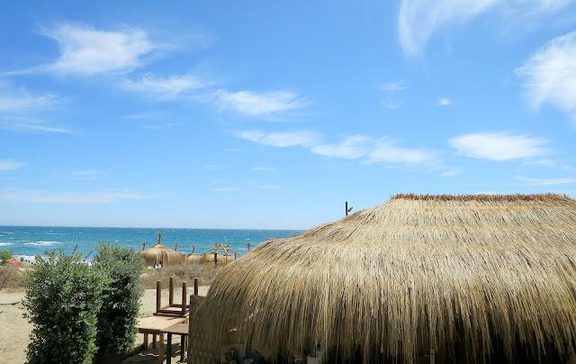 Marbella Summer Holiday Sea View Beach Cafe