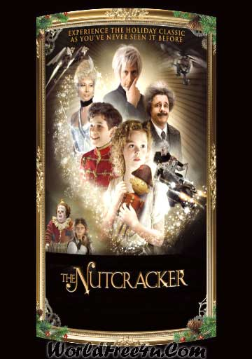 Poster Of The Nutcracker In Dual Audio Hindi English 300MB Compressed Small Size Pc Movie Free Download Only At exp3rto.com