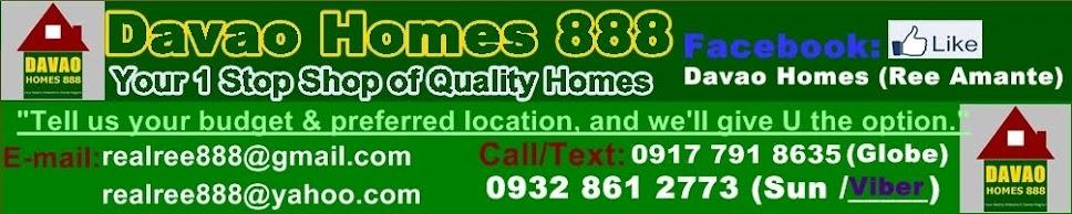 DAVAO HOMES 888