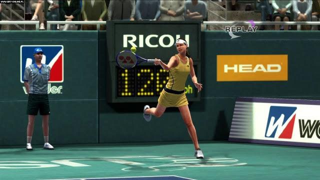Virtua Tennis 4 HD Cover