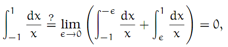 Complex Analysis: #18 Integrating across a Pole equation pic 3