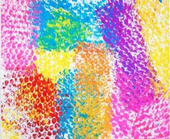 Bubble Wrap Prints