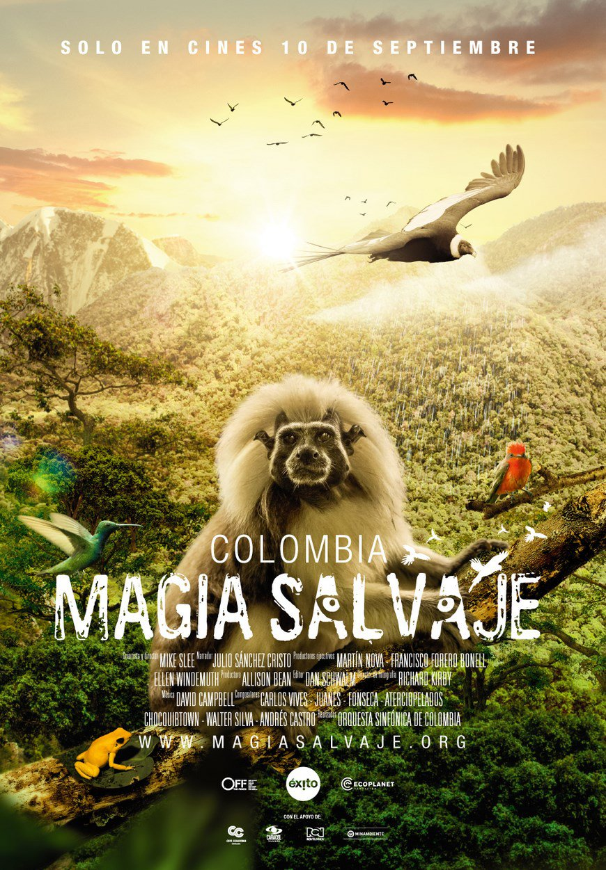 Colombia magia salvaje (2015)