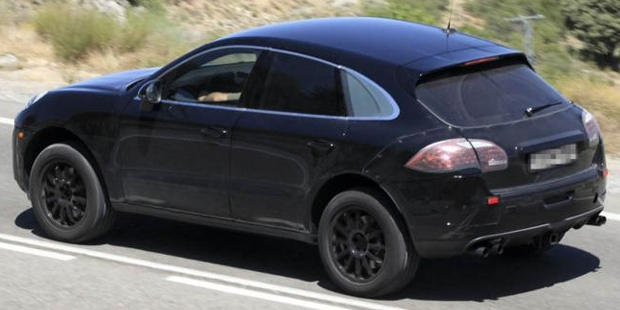 Porsche Macan Akan Diproduksi Awal 2013