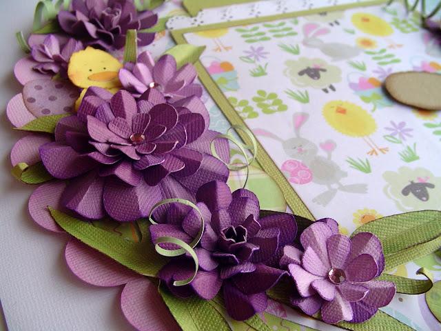 The scrapbook shop around the corner tutorials for Handmade paper flowers tutorial