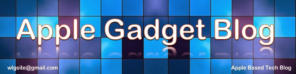 AppleGadgetBlog.com - We Love Gadgets