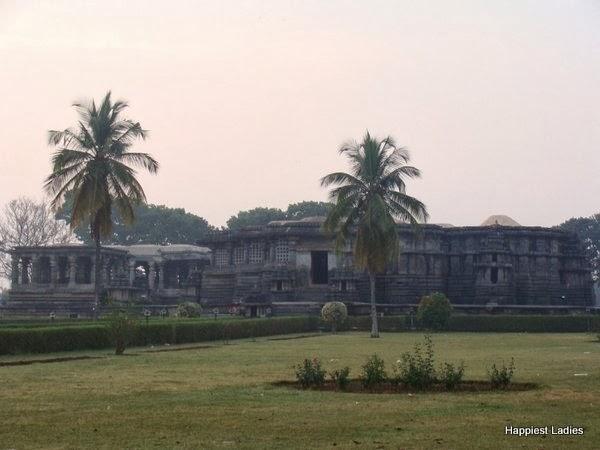 Hoysaleswara Temple Halebeedu Karnataka